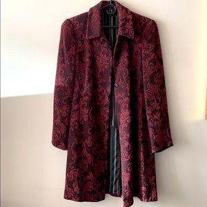Mario Serrani long coat